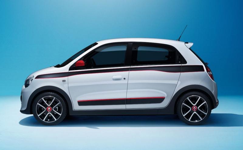 New Renault Twingo III Image